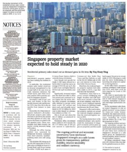One-North-Eden-singapore-property-market-expected-to-hold-steady-in-2020