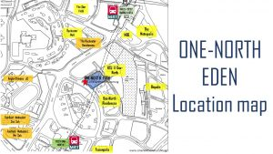 One-North-Eden-Site-Plan-Singapore