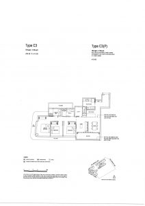 One-North Eden-Floor-Plan-Type-C3
